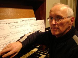 Jan Jansen Organist